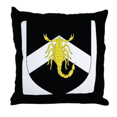 al-Barran populace Throw Pillow