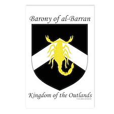 al-Barran populace Postcards (Package of 8)
