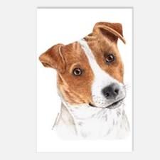 Jack Russell Terrier Postcards (Package of 8)