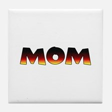 Great Gift: A MOM Tile Coaster
