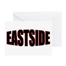 """EASTSIDE"" Greeting Cards (Pk of 10)"