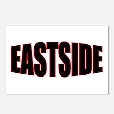 """""""EASTSIDE"""" Postcards (Package of 8)"""