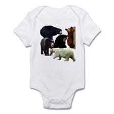 bears Infant Bodysuit