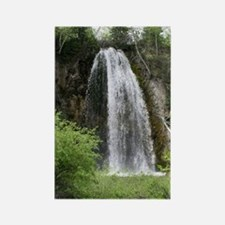 Spearfish Falls Rectangle Magnet