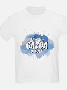 Gazda Muskarac T-Shirt