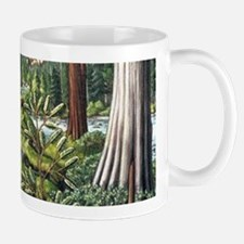 Canadian Art Landscape Painting Mug Coffee Cup