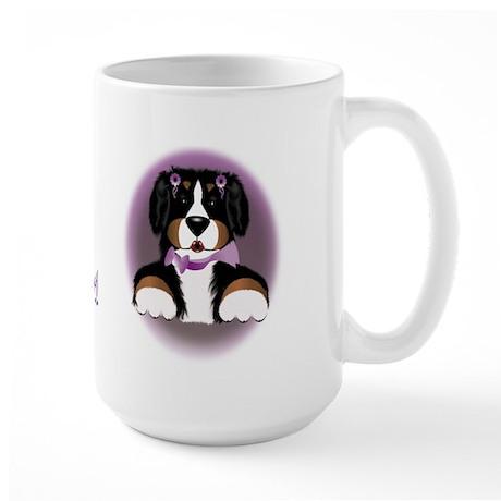 MadDog's Happy Pill Large Mug