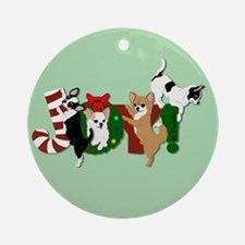Chihuahua Joy Ornament (Round)