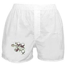 POP ART DRUMS Boxer Shorts