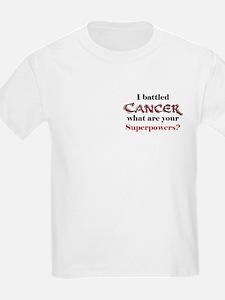 I Battled Cancer T-Shirt