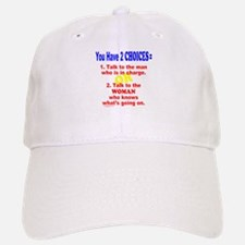 WORK/JOB HUMOR Baseball Baseball Cap