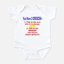 WORK/JOB HUMOR Infant Bodysuit