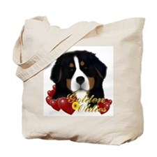 MadDog's Oldies Hearts Tote Bag