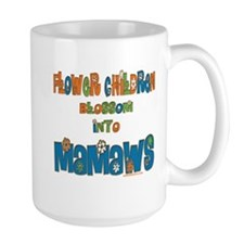 Former Flower Child Mamaw Mug