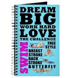 Swimming Journals & Spiral Notebooks