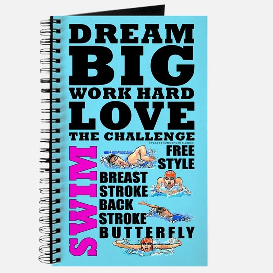 Dream Big SWIM (G) Journal