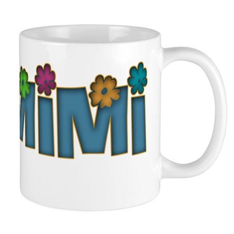 Former Flower Child MiMi Mug