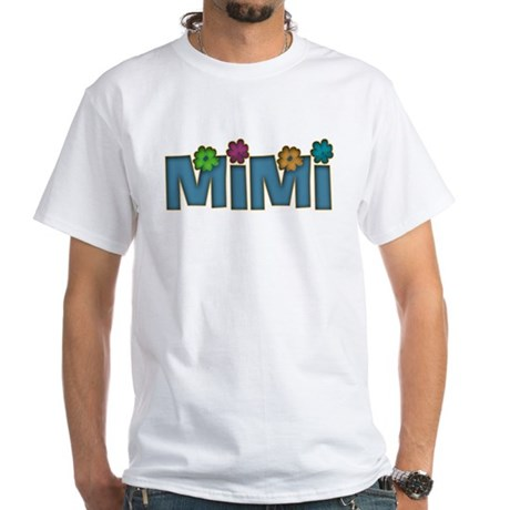 Former Flower Child MiMi White T-Shirt