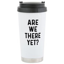 Are We There Travel Mug
