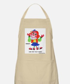 Get Silly and Play! BBQ Apron