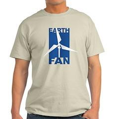Earth Fan Environmental Quote T-Shirt