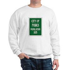 Twilight Forks Sign Sweatshirt