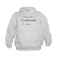 Make Mine Coonhound Hoodie