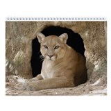 Mountain lion Calendars