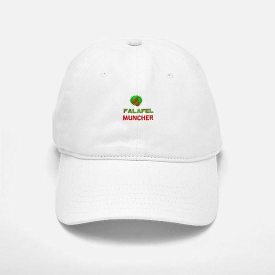 Falafel Muncher Baseball Baseball Cap