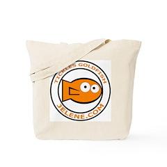 Tickles Goldfish logo Tote Bag