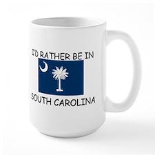 I'd rather be in South Carolina Mug