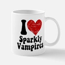 I Heart Sparkly Vampires Mug