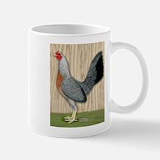 Grey Game Hen Mug