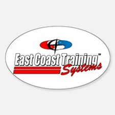 East Coast Training Systems Oval Decal