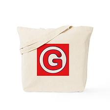 Circle Gay Tote Bag