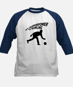 My Superpower is Bowling Tee