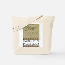 Pisco Sour Tote Bag