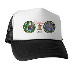 Masonic Christmas 2008 Trucker Hat