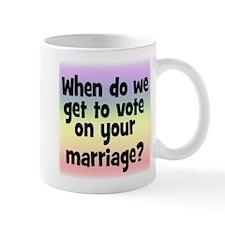 When do we get to vote Mug