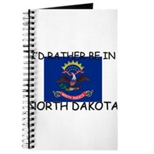 I'd rather be in North Dakota Journal