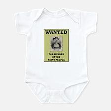 Columbus a Murderer Infant Bodysuit