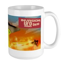 Invasion of the UFO Hordes Mug