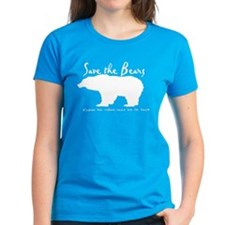 Save the Bears for Cullens Tee