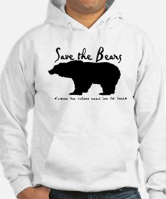 Save the Bears for Cullens Hoodie