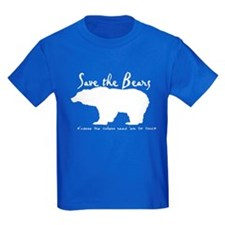 Save the Bears for Cullens T