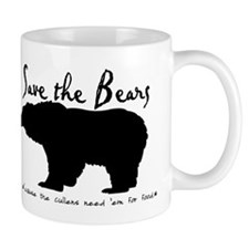 Save the Bears for Cullens Mug