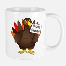 Turkey Burger Mug