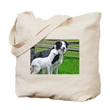 Bonnie and the lamb Tote Bag