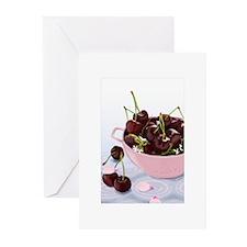 Bing Cherries Greeting Cards (Pk of 10)