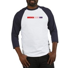 America Bless God Baseball Jersey